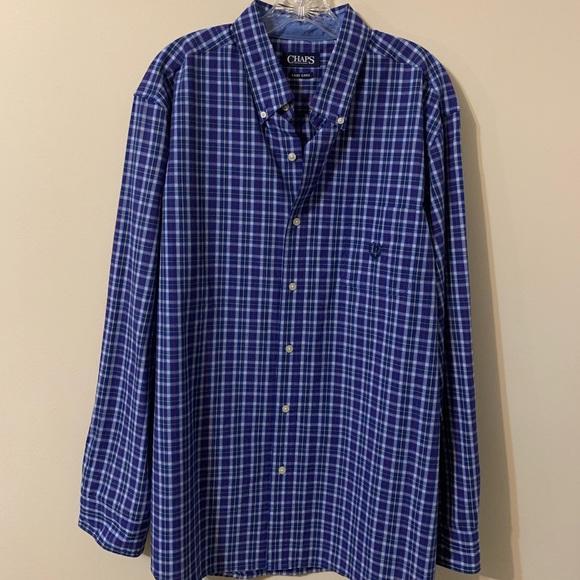 Chaps Other - Chaps Men's Button Up Shirt, size: XL